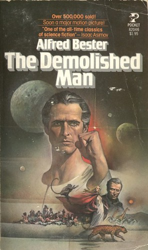 Bester, Alfred - Demolished Man, The