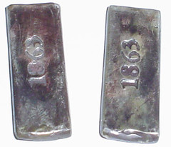 CSA Ingot Fricke - SB - 1-2 rev