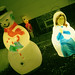 Snowman, Soldier & Mary by M double U