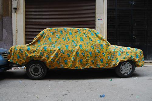 burqua car