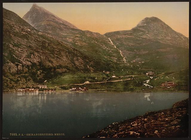 [Merok, Geiranger Fjord, Norway] (LOC)