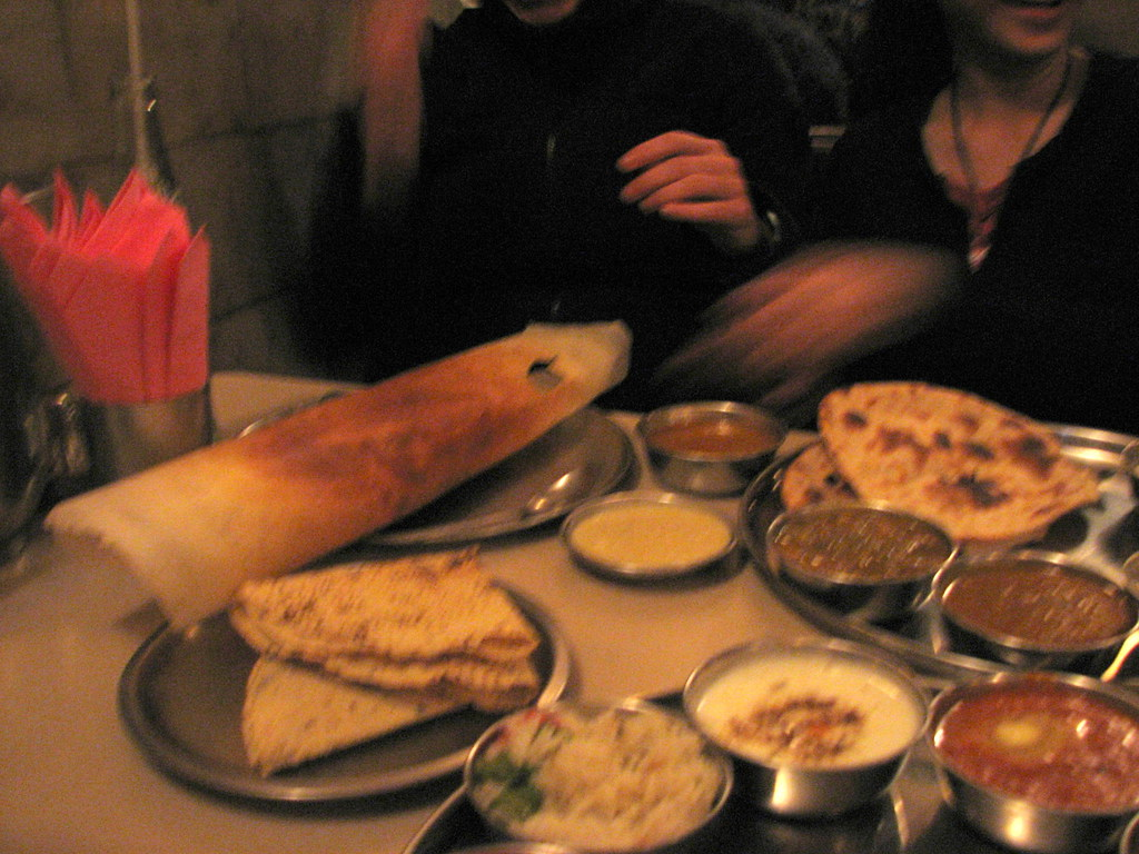Christmas In India Food.Christmas Eve Dinner Indian Food In Jaipur India 3 Flickr