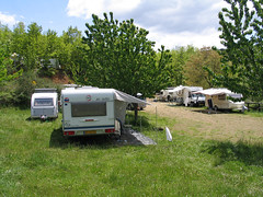 recreation(0.0), outdoor recreation(0.0), vehicle(1.0), trailer(1.0), recreational vehicle(1.0), camping(1.0), travel trailer(1.0),