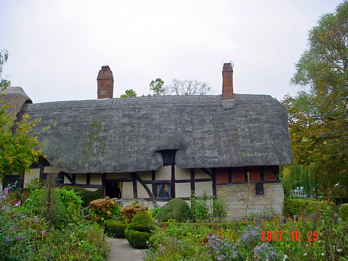 Anne Hathaway's Cottage, Shottery, England