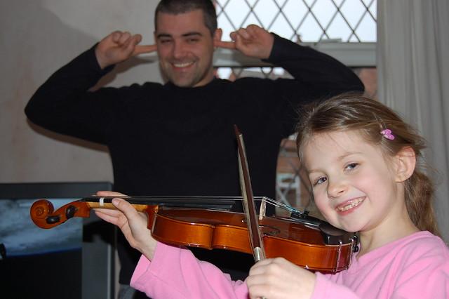 Jodeci's New Violin