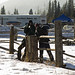 Elkford Sled Dog Races by heather.morrison
