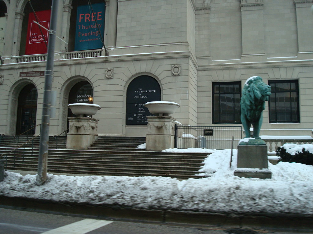 The Art Institute of Chicago, Chicago, IL