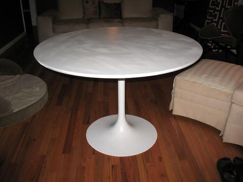 Tulip table!!