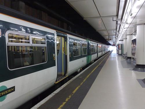 Dorking train from Victoria