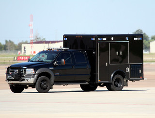 U.S. Secret Service Presidential Detail - Ford F550/Horton