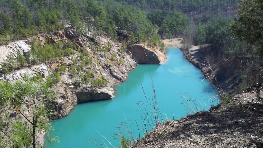 Blue Hole Arkansas A Photo On Flickriver