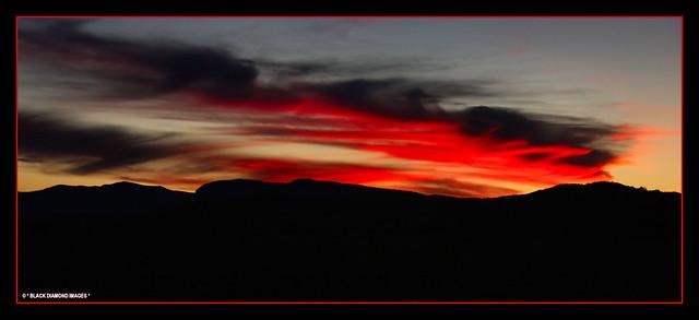 Tweed Caldera Sunset