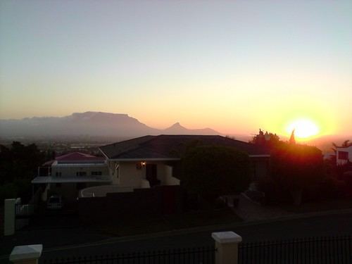 Cape Town Sunset 01