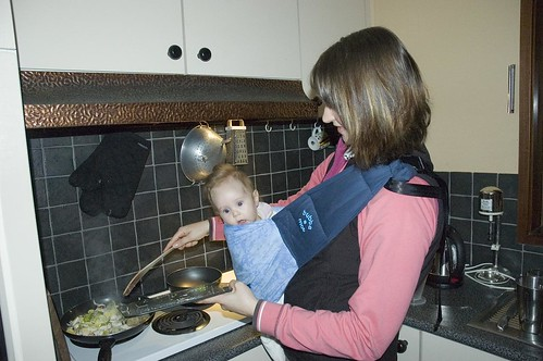 Cooking with Mummy