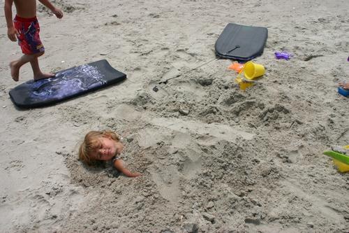 Buried Sissy