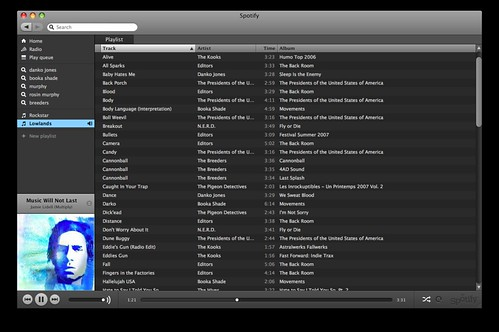 how to delete spotify playlist