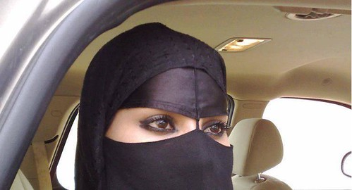 the ideal niqab