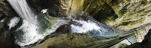 world panorama heritage water river spectacular site rocks pano scenic unesco caves slovenia limestone slovenija karst cavern stitched reka hollowed greatnature anawesomeshot jpingjk škocjanskejame