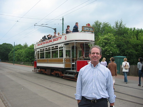 World Summit delegates enjoed a visit to Beamish, a working museum, after the third World Summit