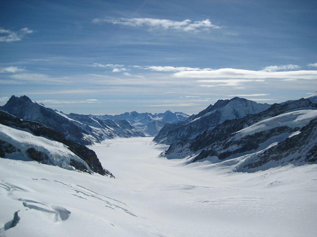 Jungfrau Skiing Region