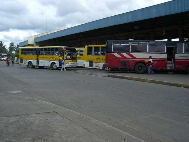 Tagum City bus terminal