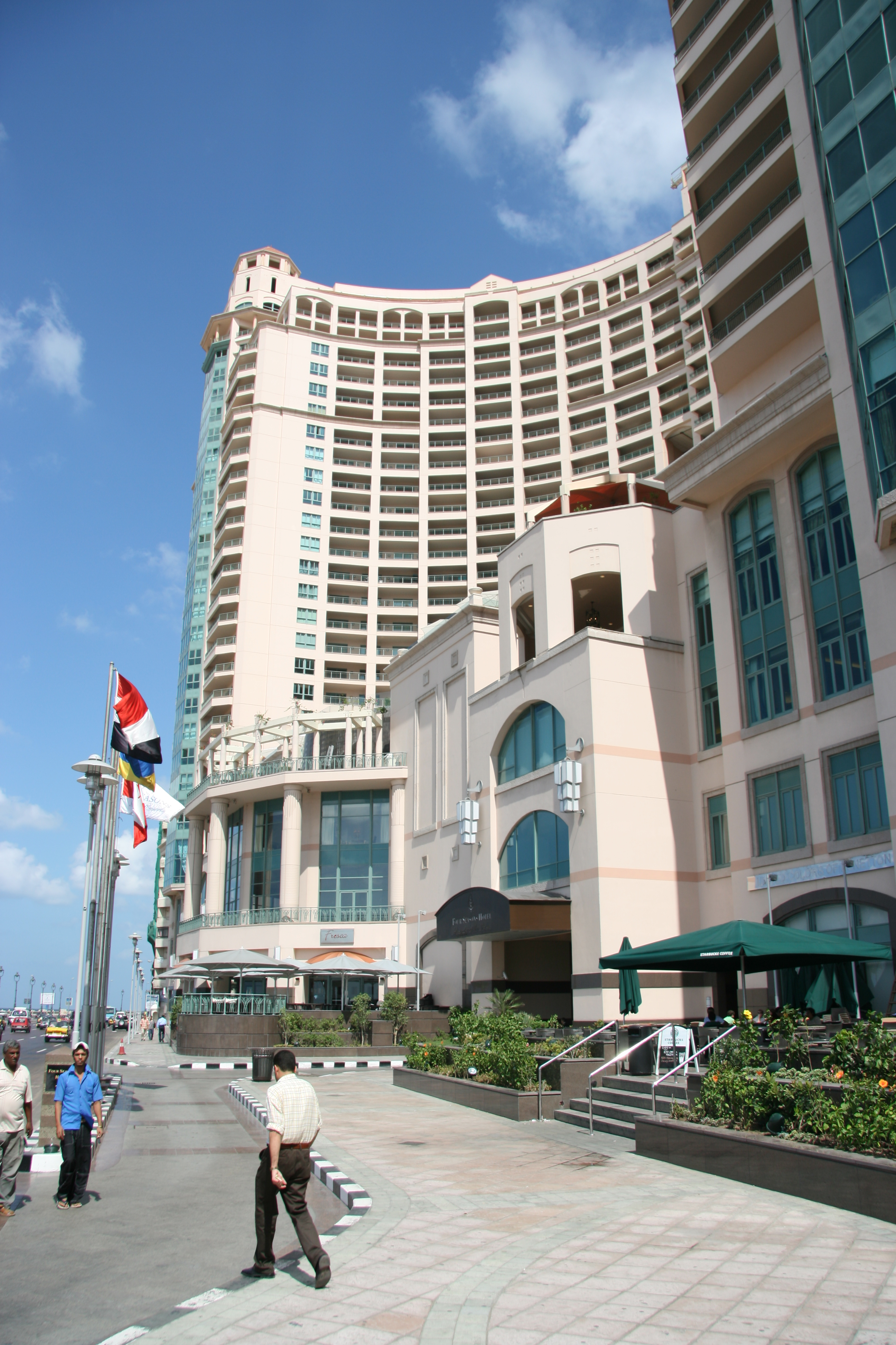 San Stefano Mall Restaurants