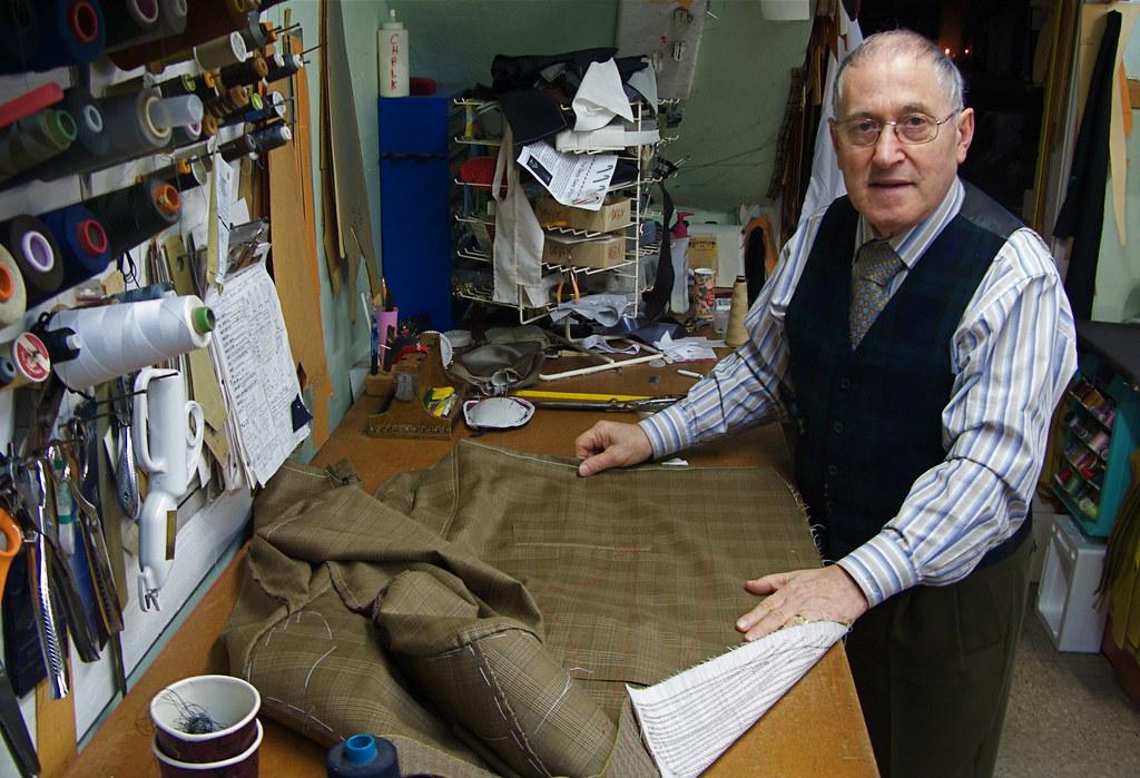 Emil Fusaro - Tailor