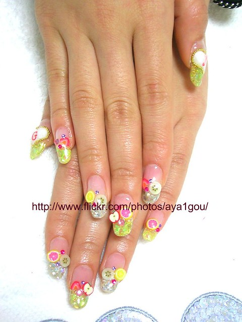 juicy fruits nails