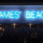 james beach earthquake neon