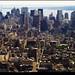 Manhattan desde el Empire State in Tilt Shift by davic