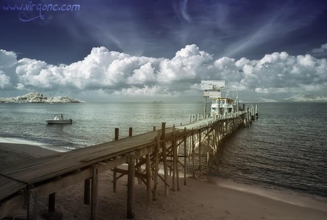 Bophut Pier