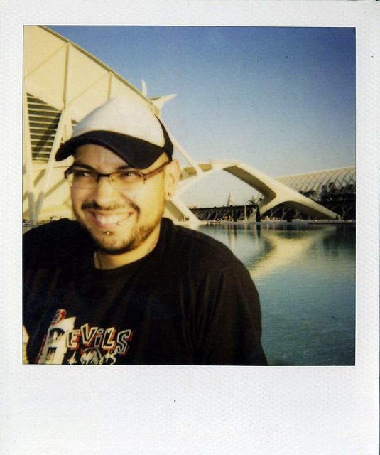 spain polaroids (Madrid to Valencia)