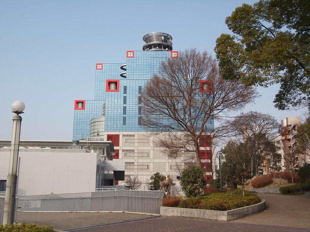 扇町公園・関西テレビ