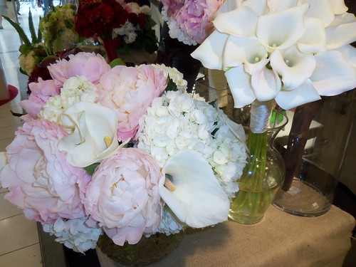 Wedding Flowers by Woodland Warner Flowers