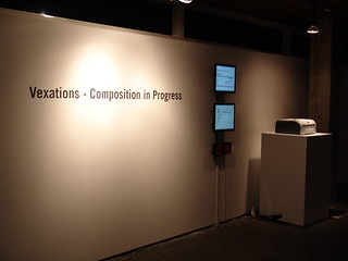 vexations - c.i.p. @akademie de kunst
