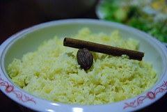Aunt Lee Geok's Spiced Rice