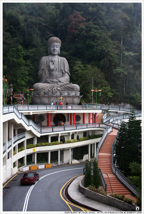 Genting Chin Swee Temple