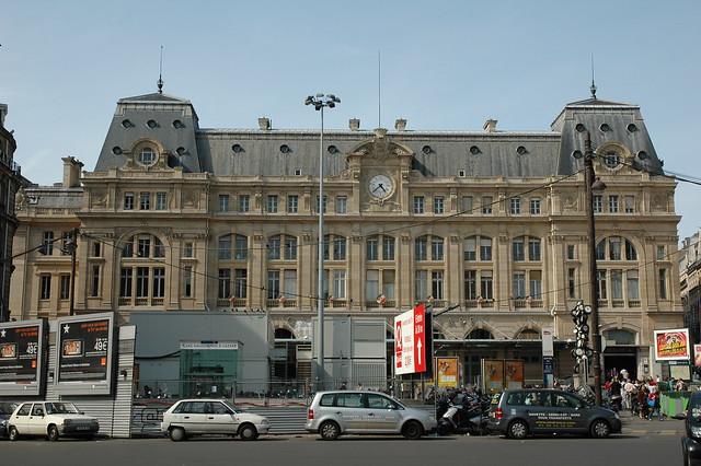 gare st lazare paris 8e flickr photo sharing. Black Bedroom Furniture Sets. Home Design Ideas