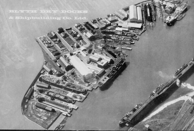 Blyth Shipbuilding