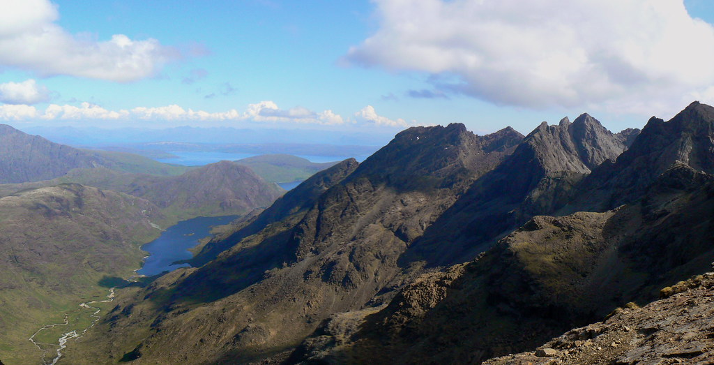 Cuillin and Loch Coruisk