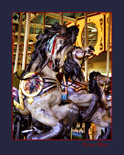 Antique Carousel | Flickr - Photo Sharing!