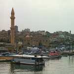 Sidon by the sea