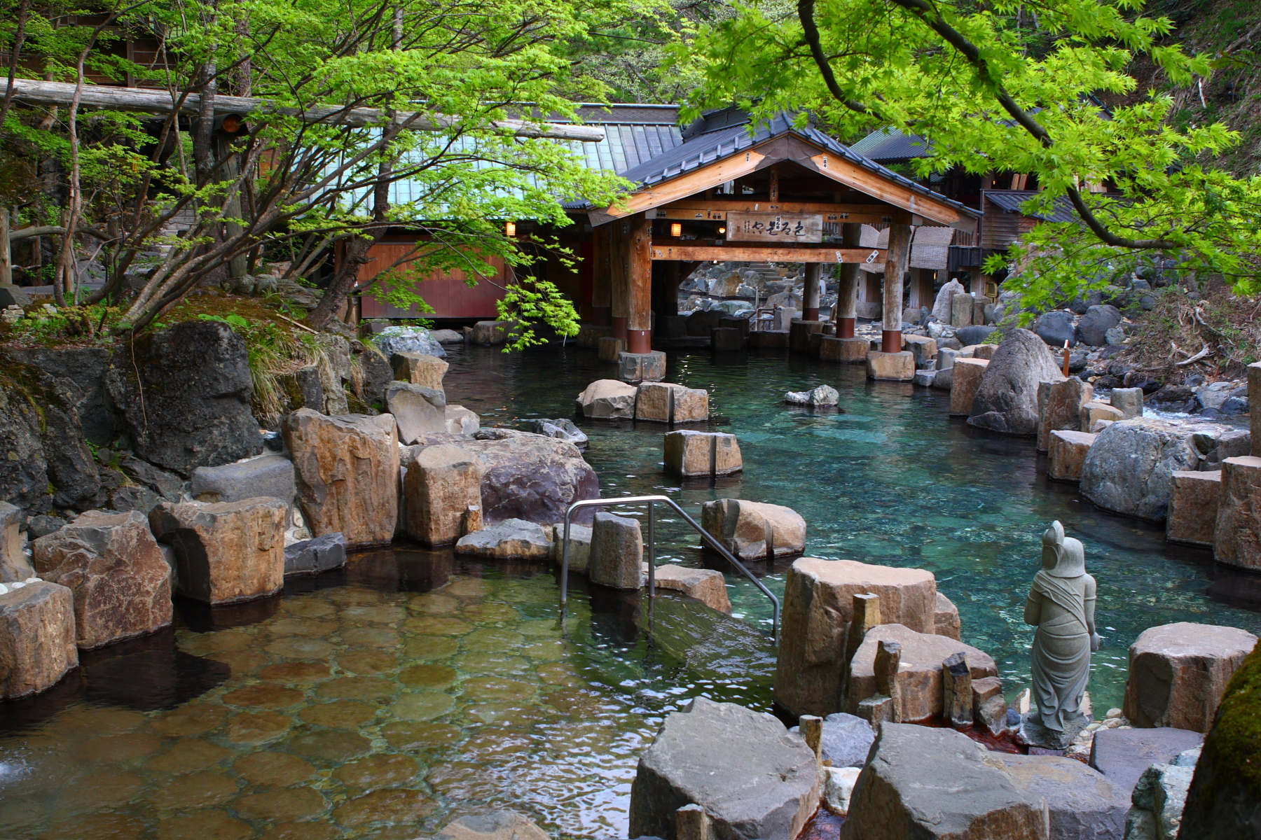 Day 12, Takaragawa Onsen, Hot Spring  Flickr - Photo -3478