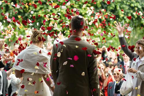 frugal wedding receptions