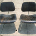 Pair of Black Herman Miller LCM_SOLD