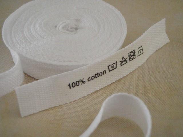 Washing labels