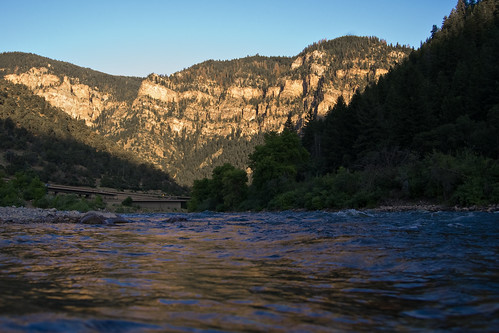 coloradoriver glenwoodcanyon