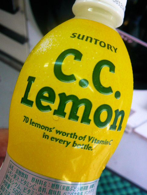70 lemons' worth of vitamin C