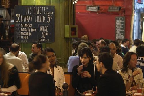 Happy Hour à Paris