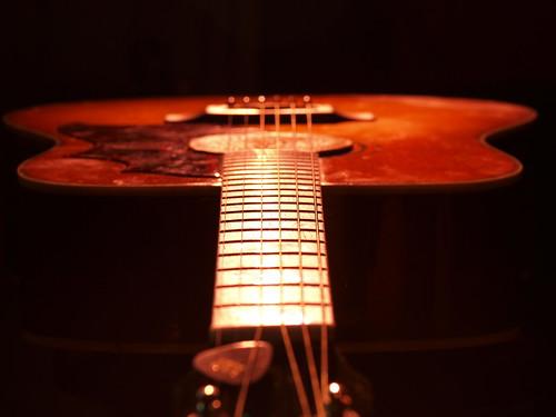 Guitar Study 1